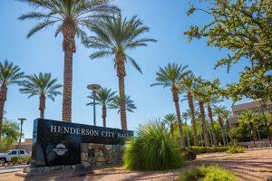 City of Henderson NV